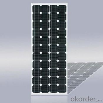 Monocrystalline Solar Panels-100w CNBM Series