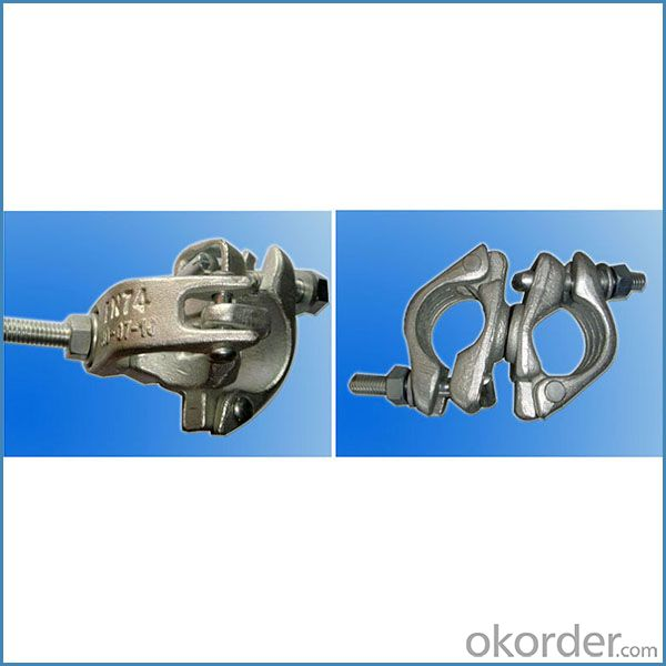 Italian Double Coupler British Type for Sale