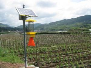 Photovoltaic Solar Insecticidal Light System