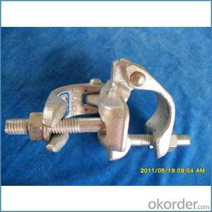 Bs1139 Scaffolding Swivel Coupler British Type for Sale