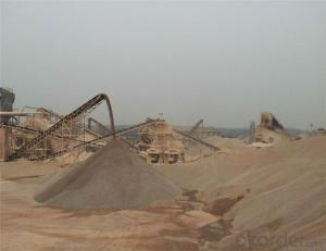Dry Method Sand Making Plant with Lower Noise