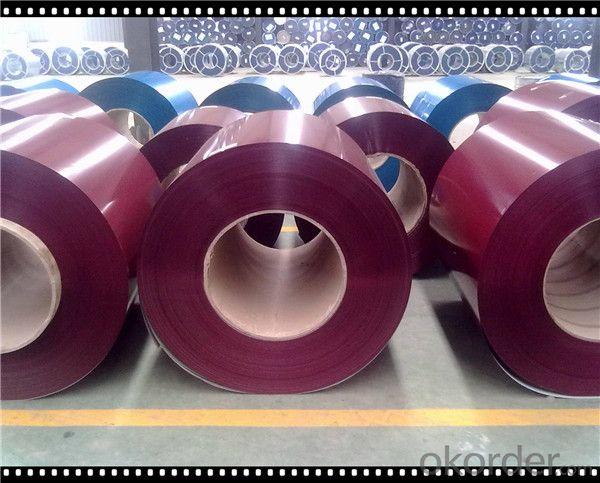 Color Galvanized Steel Coils Prepainted Galvanized Steel Coil CNBM