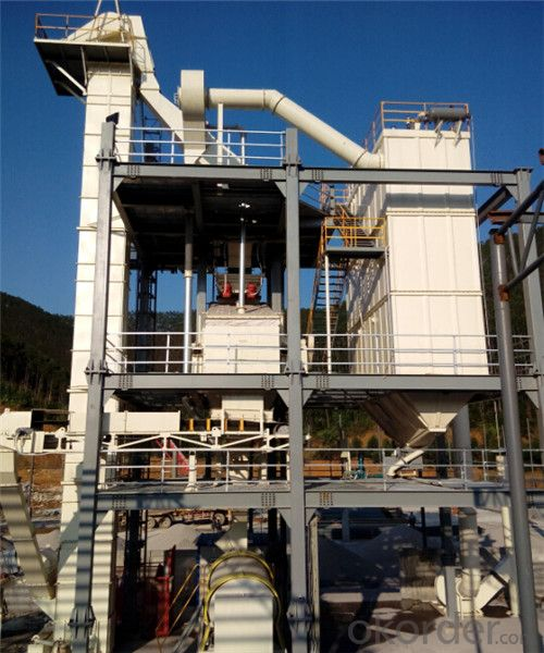 Dry Method Sand Making System for Concrete Material