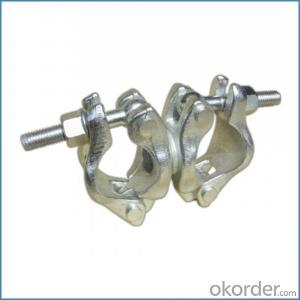 Right Angle Swivel Coupler British Type for Sale