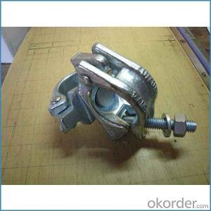 Scaffold Board Retaining Coupler British Type for Sale