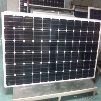 Monocrystalline Solar Module-250w CNBM Series