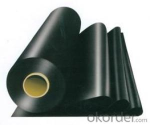 EPDM Rubber Waterproof liner High Tensile Strength Good Elongation