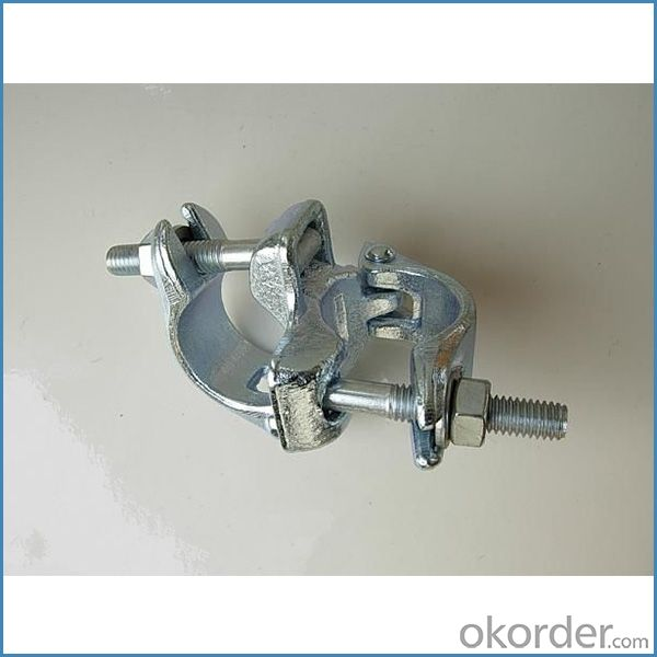 Coupler Scaffolding Clamp Double Coupler Type for Sale