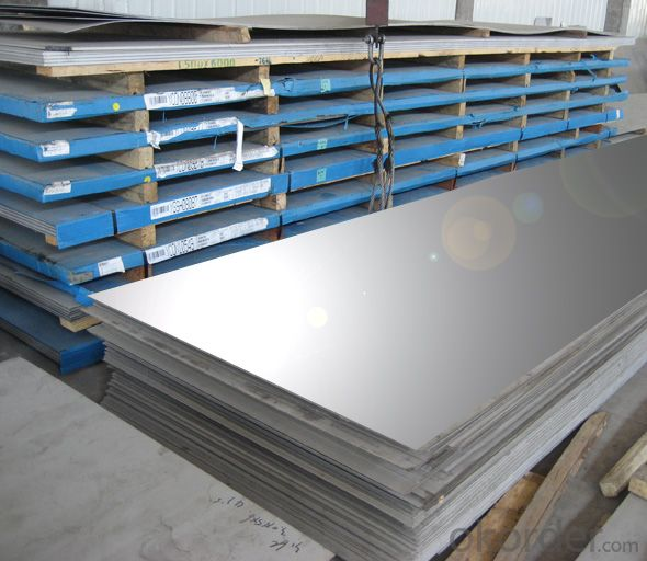 Stainless Steel Sheet/Plate 304N with High Intensity