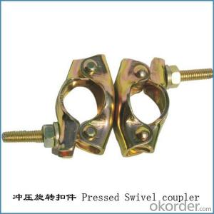 Pressed Right Angle Coupler British Type for Sale