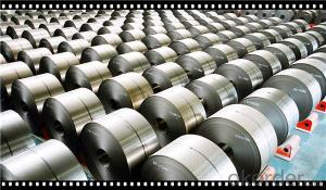 Hot Dipped Galvanized Steel Coil Z275/Zinc Coated Steel Coil/HDG/GI steel Coil CNBM