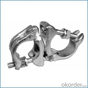 Drop Forged Swivel Coupler British Type for Sale