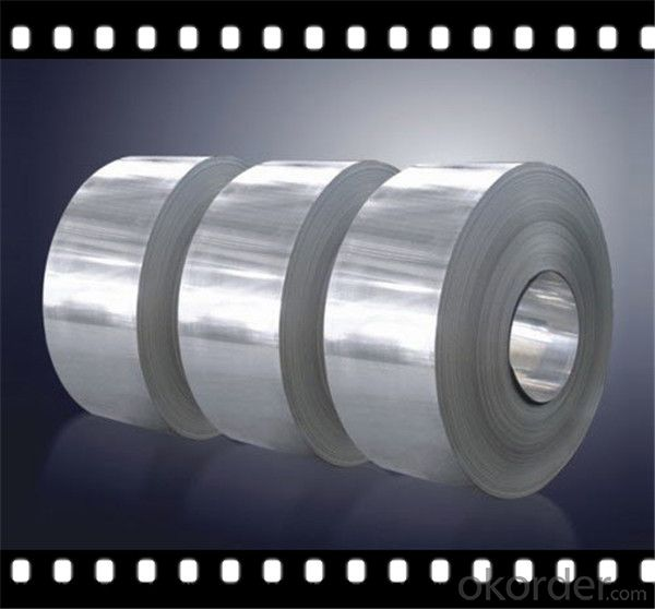 Hot Dipped Galvalume Steel Coils with Antifinger CNBM