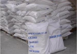 Titanium Dioxide  Tio2 Rutile Grade in white Powder