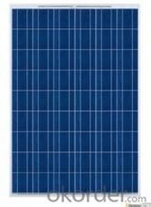 305W Solar Panel Silicon Polycrystalline