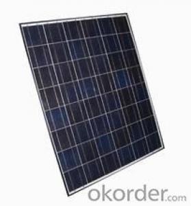 255w Solar Panel Silicon Polycrystalline