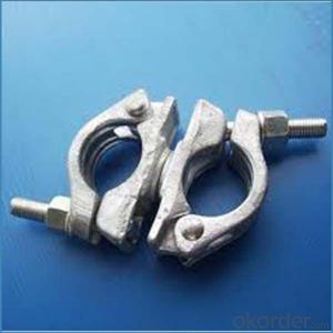 Heavy Duty Double Coupler British Type for Sale