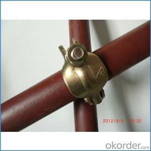 Scaffold Coupler Nut And Bolt British Type for Sale