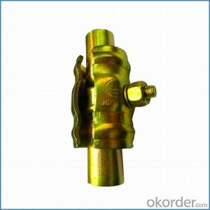 Scaffold Right Angle Coupler British Type for Sale