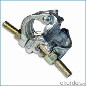 360 Degree Swivel Coupler British Type for Sale