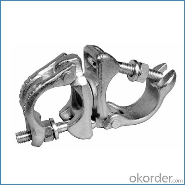 Steel Coupler British Type for Sale in China