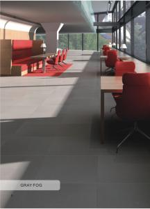 Glazed Porcelain Tile for Floor and Wall Urban Series Grey Color MO60AP