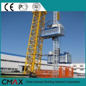 Construction Hoist New Single Cage SC320