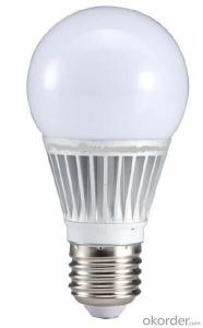DLS Series 6W 520Lm E27 LED Bulb for Multiple Use