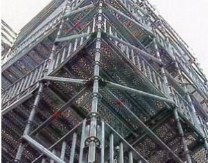 Light Duty of Ring Lock  Scaffolding System