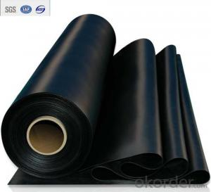 EPDM Waterproofing Roofing Membrane with 1.2mm
