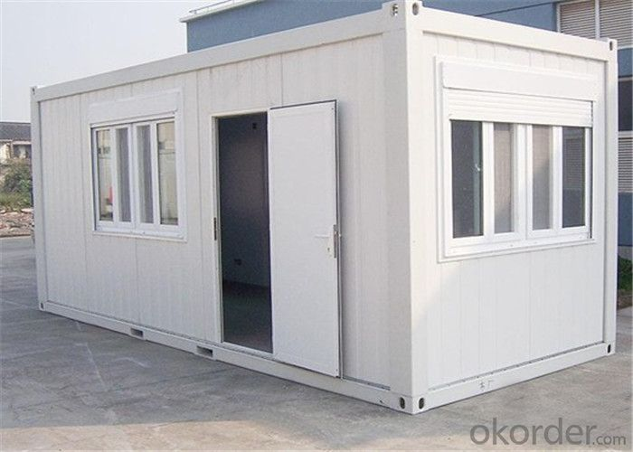 Container Residential House 20ft Container House Prefabricated House Camping House