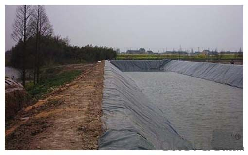 HDPE Geomembrane for Oil Spill and Lanfill Use