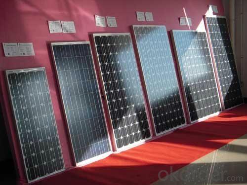 CNBM Polycrystalline Solar Panel Made in China