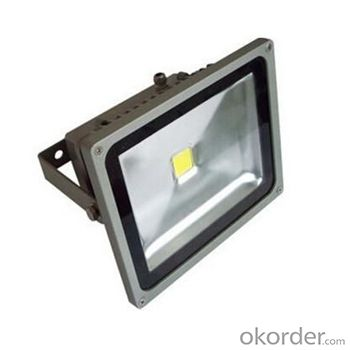 Led Flood Light 50W  Outdoor Waterproof Lighting Fixture