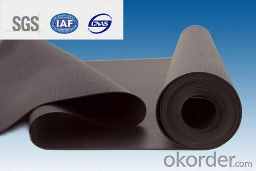 EPDM Waterproofing Roofing Membrane with 1.5mm 2.0mm