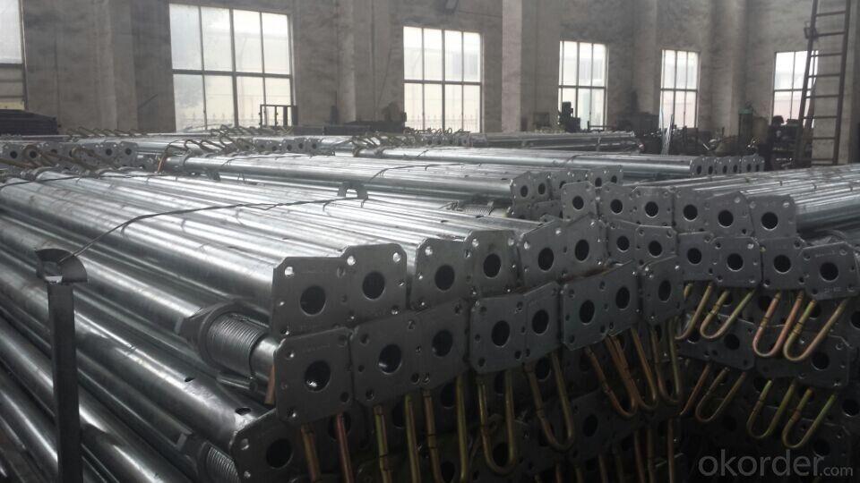 Heavy Duty Adjustable Steel Prop with Hot Dip Galvanized