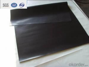 EPDM Waterproofing Roofing Membrane with 1.2mm 1.5mm 2.0mm