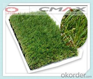 Cheap Football Artificial Turf Made in China with CE