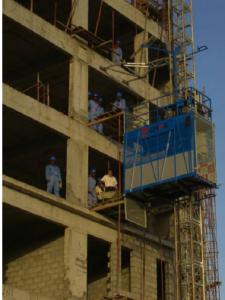 Building Hoist  SC150/150D ,Courage to Innovate and Pursue Excellence in Work