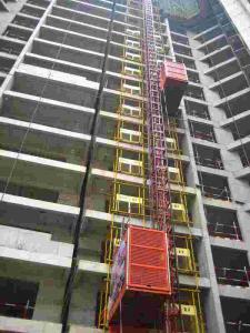 Construction Hoist SC100 Single Cage Hoist
