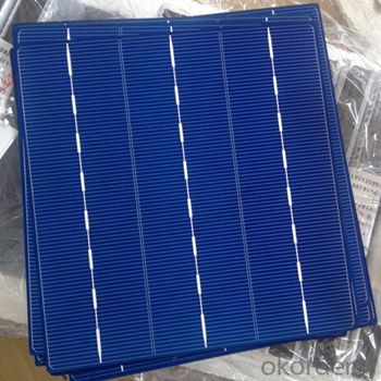 China Polycrystalline Silicon  Solar Cells with High Efficiency and Stable Performance