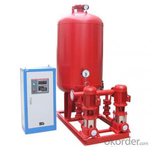 Vertical High Pressure Jocky Pump for Fire Fighting System