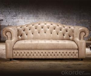 Sandringham Sofa with Handmade Back and Rest