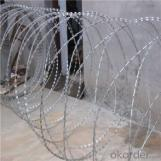 Galvanized Barbed Wire Safe Fence with High Quality Factory Direct