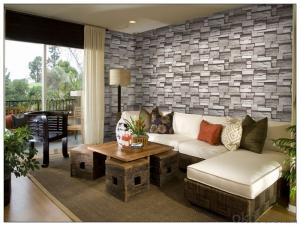 3d Wallpaper The Newest 3d Design Suede Wallpaper for Interior Home Wall