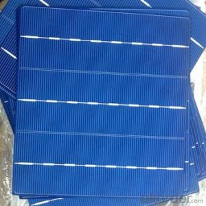 China Wholesale Polycrystalline Solar Cells A GRADE High Efficiency with Low Price