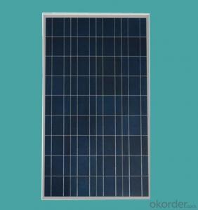 295W Solar Panel Silicon Polycrystalline
