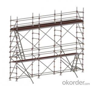 Whole Aluminum Kwistage Scaffolding System