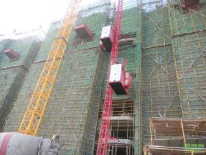 Construction Hoist SC120 No Counterweight