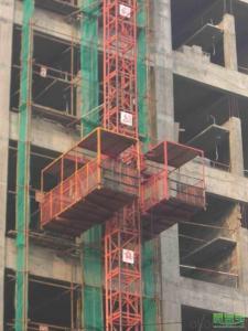 Construction Hoist SC100/100 No Counterweight